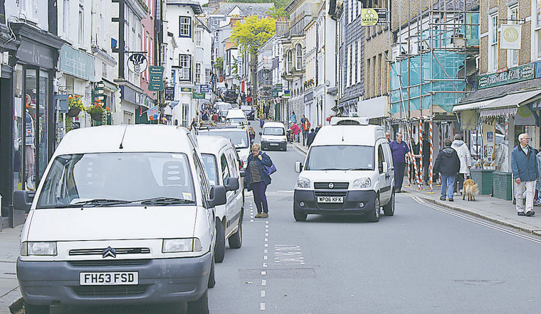 2013-06-26 Totnes Times Equality Street article